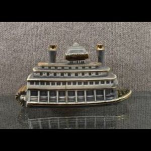 Ferry Boat Decanter